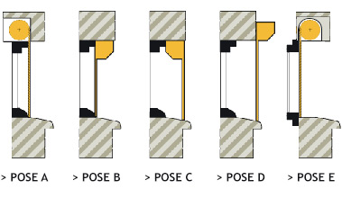 Volet Roulant Sur Mesure Amc Volet Alu Volet Pvc Volets électriques