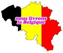 livraison de volet roulant en Belgique